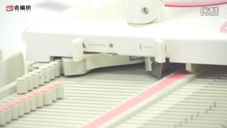 LK150快乐编织机---花样编织(1)  (第六集)