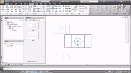AutoCAD Mechanical 2013 零件发布