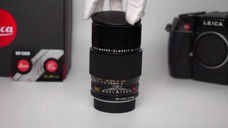 徕卡R100/2.8 APO 经典微距镜头