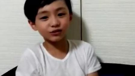 【混血儿ReciponLeo新浪微博】祝天动阿爸生日快乐