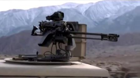 美军GAU-19/B .50口径加特林速射机枪