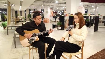 吉他弹唱 那么骄傲(本期搭档:姜梦妮)