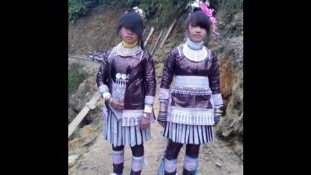 第二 集 贵州从江苗歌党略歌王
