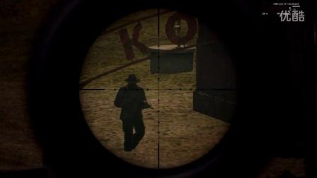 武装突袭3射击头部效果模组。