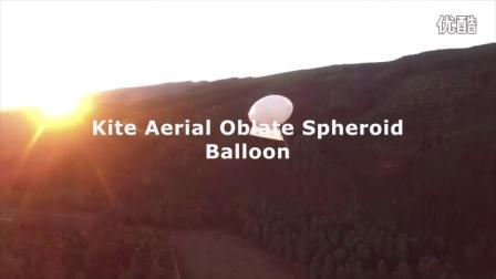 Kite Balloon 高空系留气球视频