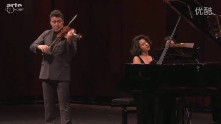 弗兰克:A大调小提琴奏鸣曲,小提琴独奏:文格洛夫