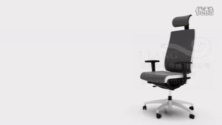 工业动画-产品宣传片-家具椅子功能展示三维动画-巨浪视觉