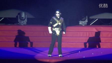 敏敏杰克逊唯一有迈克尔杰克逊灵魂气息的模仿者