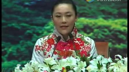 礼县滩坪乡张王辉弘扬中华传统文化傅冲老师主讲