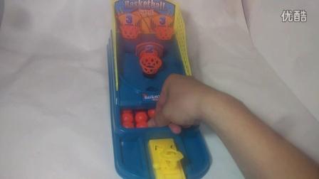 【玩具魔盒の开箱展示】室内运动弹射篮球儿童玩具早教亲子互动桌面益智男女孩儿童节礼物