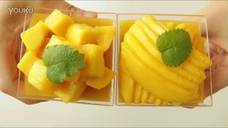 [Jennysta小吃货] 芒果芝士慕斯 Mango Cream Cheese Mousse Cake