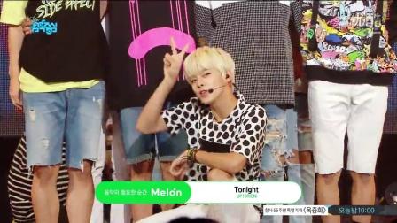 【Sxin隋鑫】[超清现场]160903 UP10TION - Tonight MBC 音乐中心 Music Core