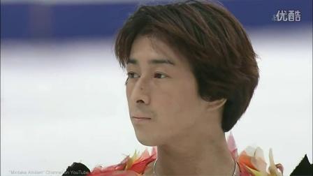 竹内洋輔 Yosuke Takeuchi - 2002 Worlds SP - 禿山の一夜