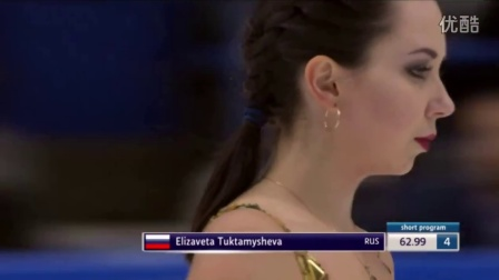 Elizaveta TUKTAMYSHEVA 2016 Finlandia Trophy LP