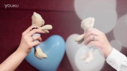 江华录音棚beautiful love MV