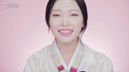 [ARANG] 韩服化妆教学 - Korean Tradition Dress Hanbok Makeup Tutorial