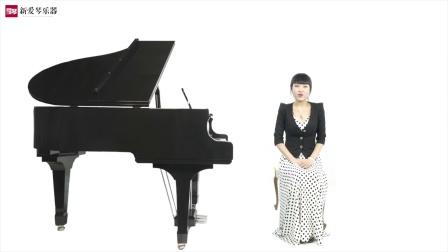 从零起步学钢琴【第十七课】轻松学会《桑塔·露琪亚》