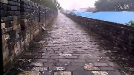 徒步南京明城墙