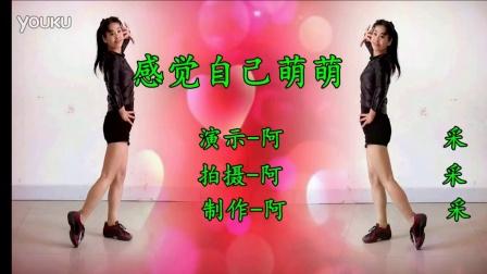 傻瓜也有爱 俞函广场舞 12步 分解动作 最简单广场舞