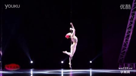第五届世界钢管舞锦标赛女子组1号Zhanna Mahlysh比赛表演作品
