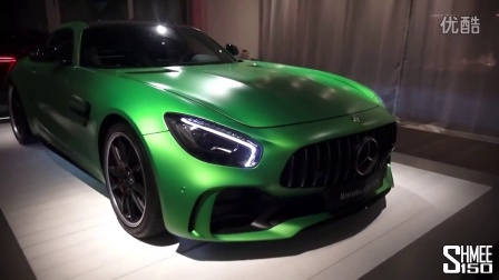 Shmee150带你体验 全新 M-AMG GT R