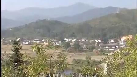 走进恩村古城 (广东仁化县城口镇)