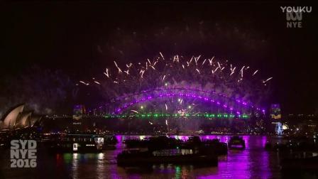 全球共赏——悉尼跨年焰火汇演 (完整版)