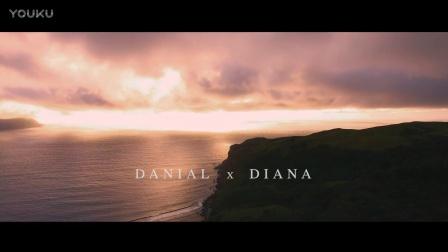 新加坡婚礼: Danial and Diana