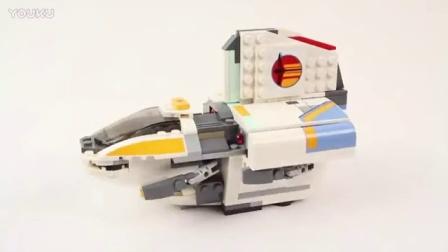 【速拼】乐高LEGO75170 星球大战系列 轰天奇兵Star Wars 75170 The Phantom