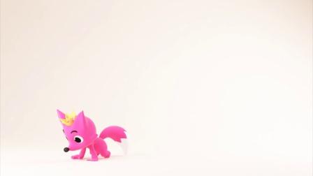 头和肩膀 | 儿歌舞蹈 | 碰碰狐!儿童儿歌
