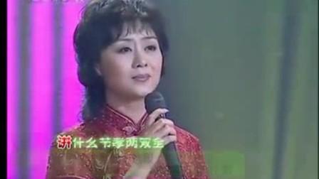 李胜素,京剧名段欣赏【大登殿】选段