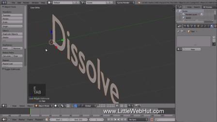 Blender_Tutorial__Dissolve_Animation溶解动画