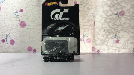 美泰风火轮火辣小跑车GT游戏经典赛车 FORD GTLM