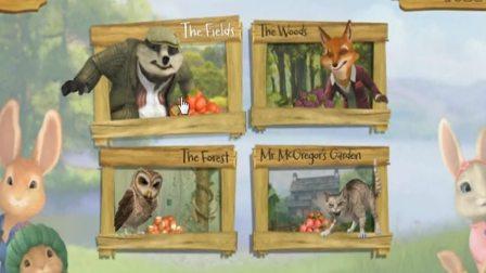 比得兔 第二季 小兔子皮特 比得兔动画片.mp4