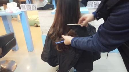 女生短发 长发剪短发 发现自己的另一面 美出了不一样的味道