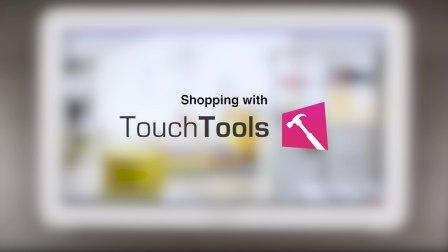 Qeexo奇手:TouchTools在线购物应用演示