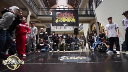【5BBOY】-I FUNKY MASTERZ BELGIUM 2017