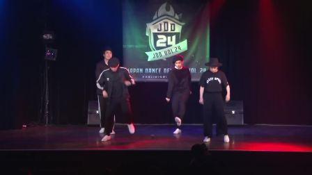 【5BBOY】'MADONJMASTERS'_2017.4.16_JAPANDANCEDELIGHTVOL.24仙台大会