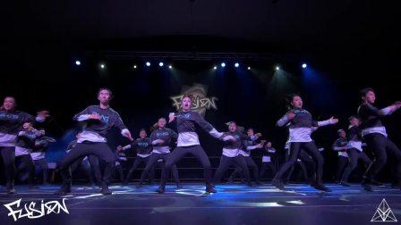 【5BBOY】Samahang Modern - Fusion XVII 2017 [@VIBRVNCY Front Row 4K] #fusionxvii