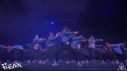 【5BBOY】The Faction - Fusion XVII 2017 [@VIBRVNCY Front Row 4K] #fusionxvii