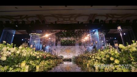 ColorDream婚礼电影作品:《十年相恋,一生相守》