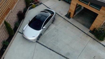 电动汽车:Lucid Air 智能空间 外观 内饰介绍