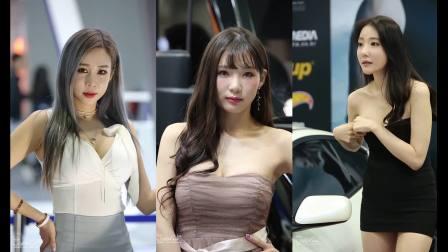 2017.3.31韩国美女车展