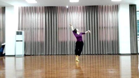 情归草原(李明琼老师舞蹈,榆木习练)