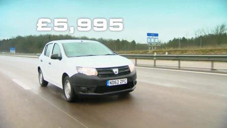 欧洲最廉价汽车,达契亚Dacia Sandero试驾