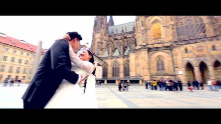 布拉格婚纱摄影两日MV微电影