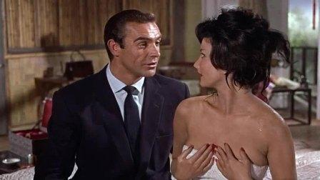 007系列香艳镜头