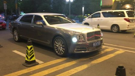 2017款宾利慕尚EWB-Bentley Mullsanne EWB
