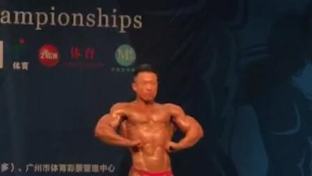LOOKSEE杯2017第38届广州健身健美锦标赛 -US健身中心(金相烨)