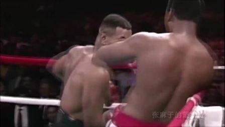 泰森一拳有多狠,他应该叫拳皇